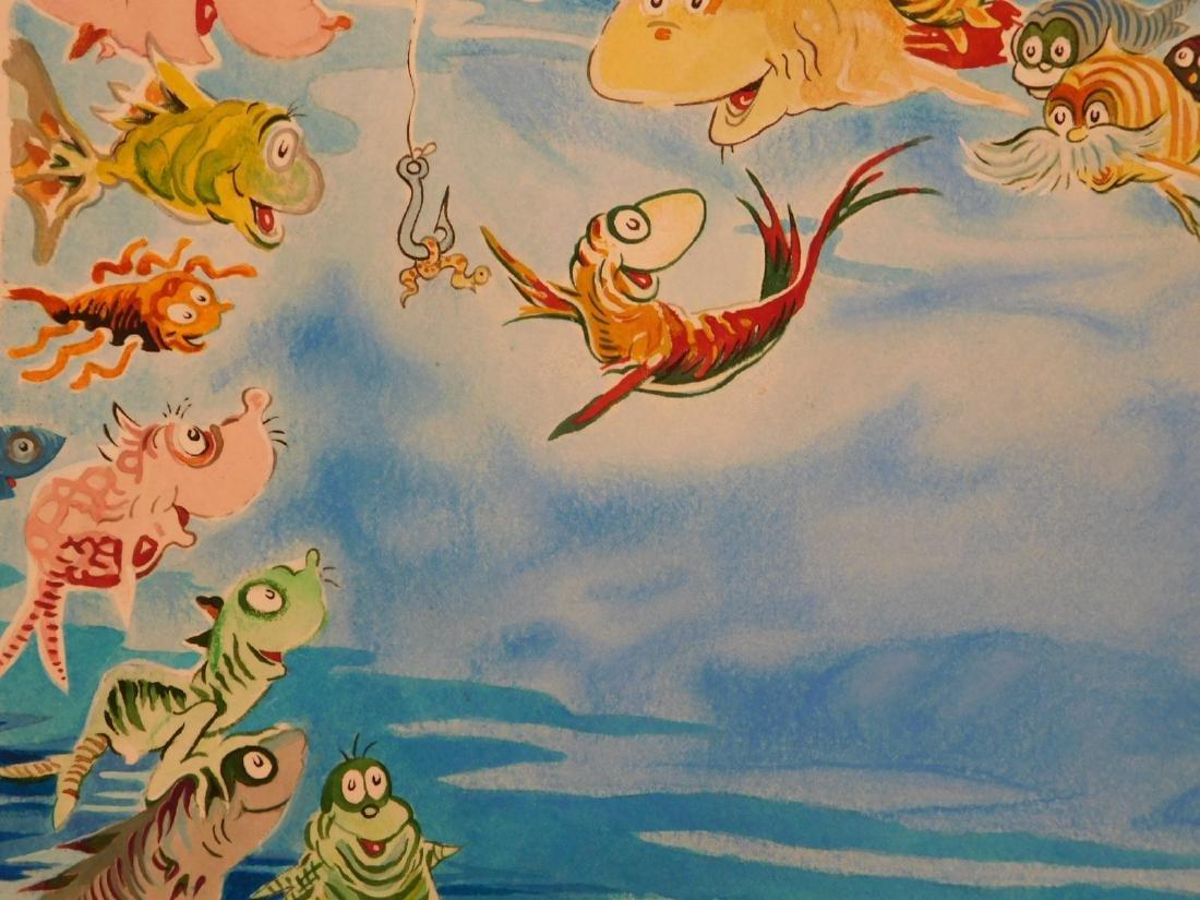 Dr. Seuss: A Plethora of Fish - 10