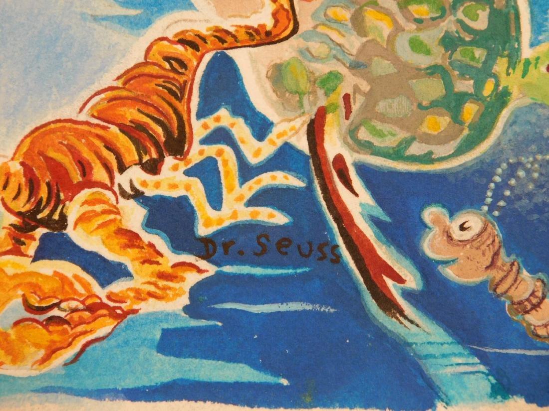 Dr. Seuss: A Plethora of Fish - 7