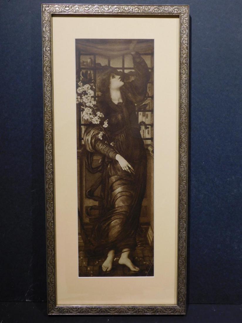 Portrait of Ellen Terry - 2