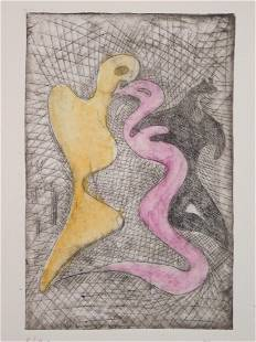 Max Ernst Surreal Forms