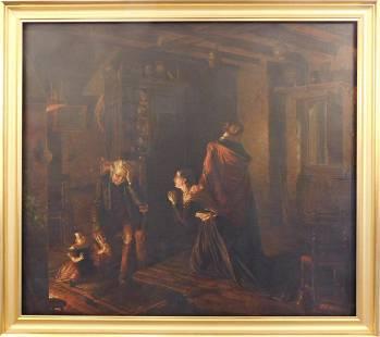 John Bernard Whittaker The Upset Father