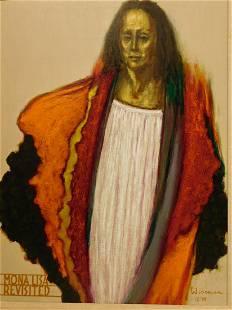 Mel Wiseman Mona Lisa Revisited