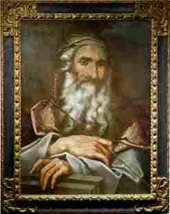 Jusepe de Ribera Moses