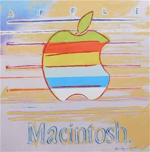 Andy Warhol: Macintosh, c.1985
