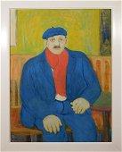 Alex Tschernjawski: Yellow Man