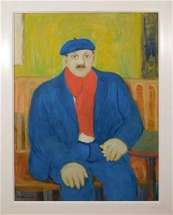 Alex Tschernjawski Yellow Man