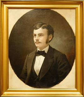 Portrait of a Man in a Tuxedo