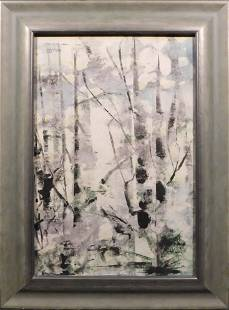 CB Salter Abstract Forest