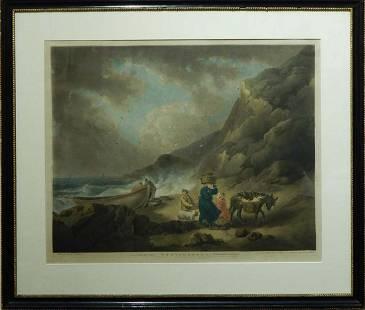 James Ward After G Moreland Fishermen 1795