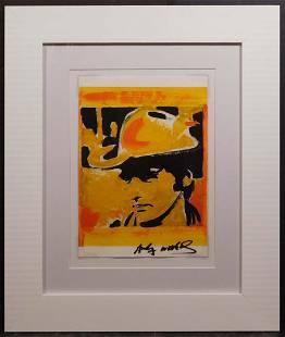 Andy Warhol Dennis Hopper