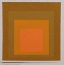 Joseph Albers: Homage to the Square: Salute