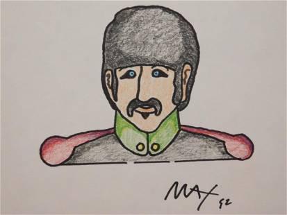 Peter Max Ringo Starr