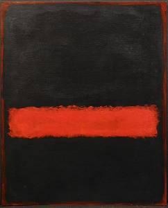 Mark Rothko: Untitled