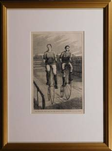 The TwentyFive Miles Race for The Amateur Bicycle