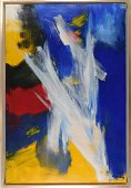 Willem de Kooning: Abstract Expressionist Composition