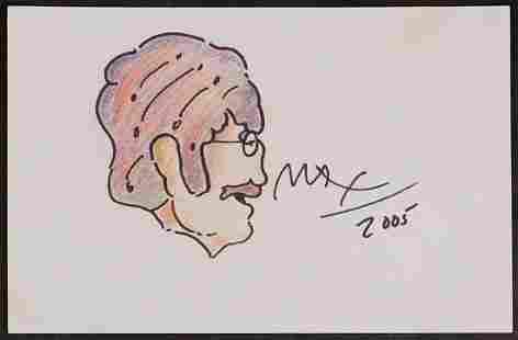 Peter Max John Lennon