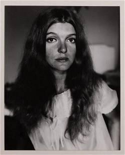 Henry Horenstein Untitled Portrait of a Girl 1971