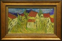 Chaim Soutine: Village