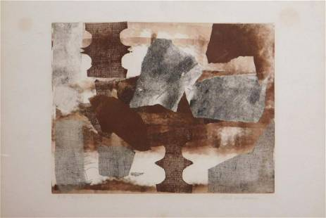 Niels Anderson Abstract Composition