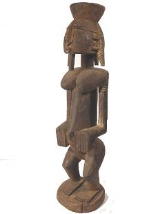 African Dogon Maternal African Sculpture
