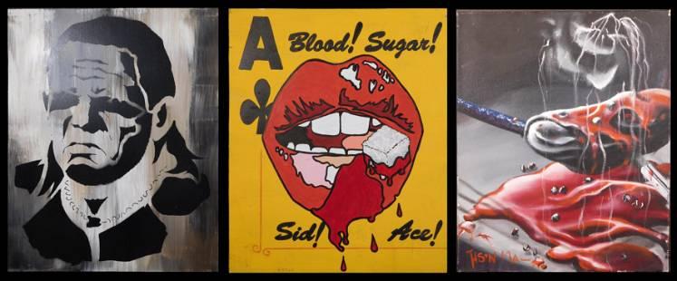 Jason Maybruck Blood Sugar Sid Ace