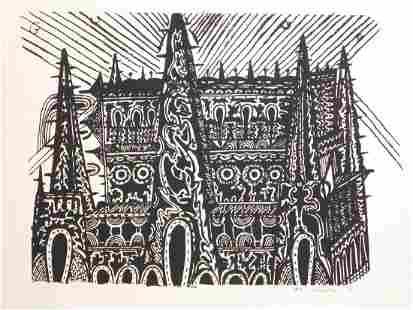 Alioune B Cissoko Architecture