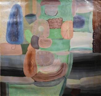 Stelian Ghiga: Origianl Abstract Romanian School