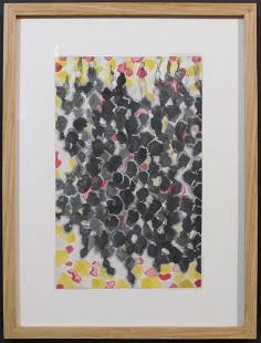 Sam Francis, Attributed: Abstract Expressionist