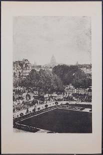 After Claude Monet: Jardins de L'infante