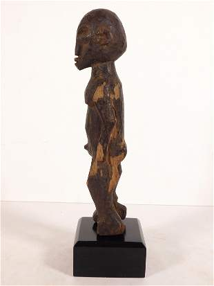 African Lobi Bateba Female Figure