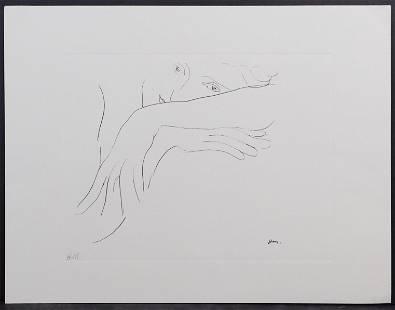 After, Henri Matisse: Femme au Repos