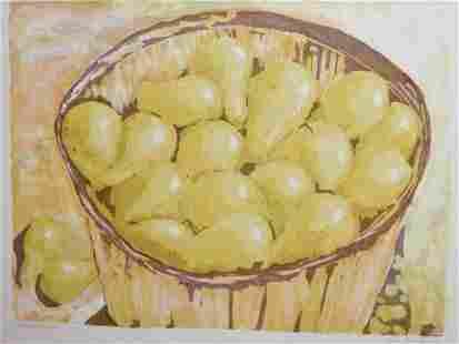 Lisa Mailloux: Sleeping Pears