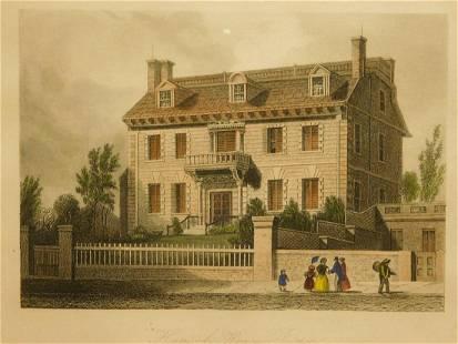 J.H. Hinton: Hancock House, Boston