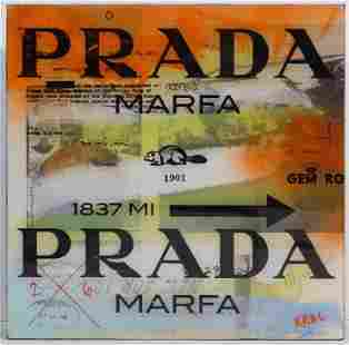 Joe Kral: Prada Marfa