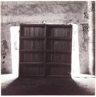 Neil Maurer: Church, Mexico City, 1974