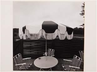 Richard Lebowitz: Untitled, 1973 (Patio)