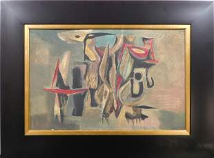 Alfred F. Storz: Abstract Still Life