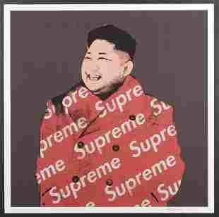 Pete Street: Supreme Leader (Dark Grey)