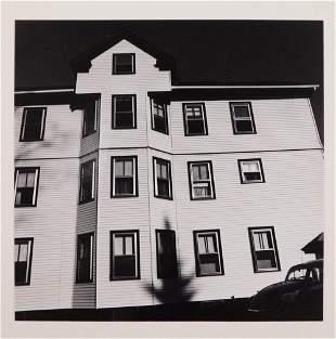 Jim Leavitt: Untitled (Architecture), 1971