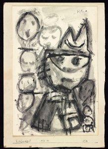 Paul Klee, Attributed: Epue Hut II