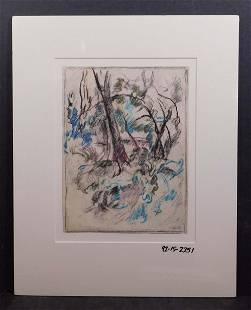 Richard H. Bassett: Bowing Trees