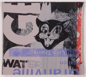 Peter Mars: Nine Lives Alley Cats, Chicago Redline