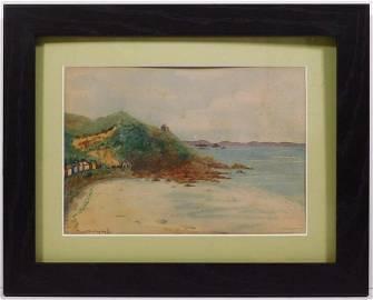 Albert Marquet: Coastal View