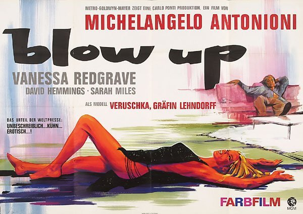 72300009: BLOW UP (1966)