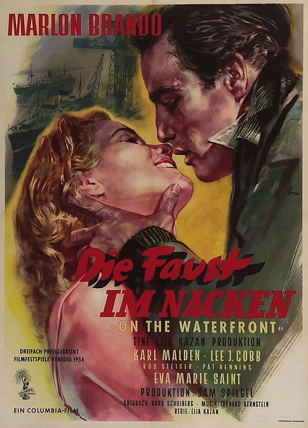 72300014: ON THE WATERFRONT (1954)
