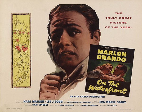 72300015: ON THE WATERFRONT (1954)