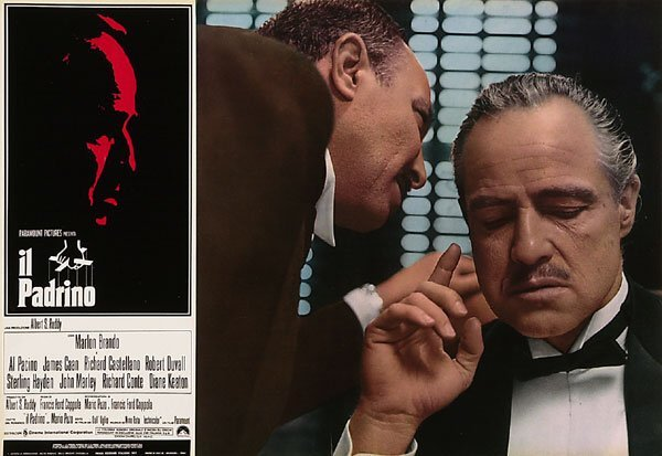 72300017: THE GODFATHER (1972)