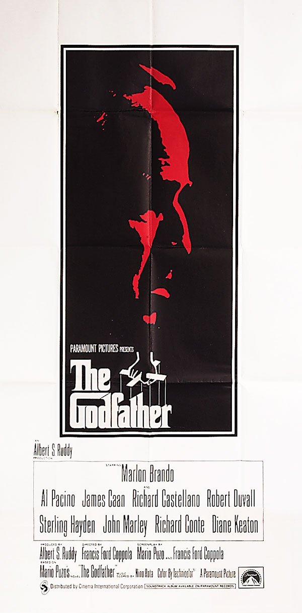 72300018: THE GODFATHER (1972)