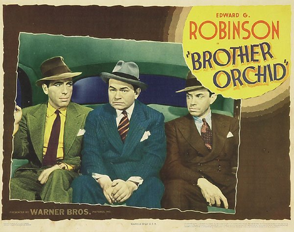 72300023: BROTHER ORCHID (1940)
