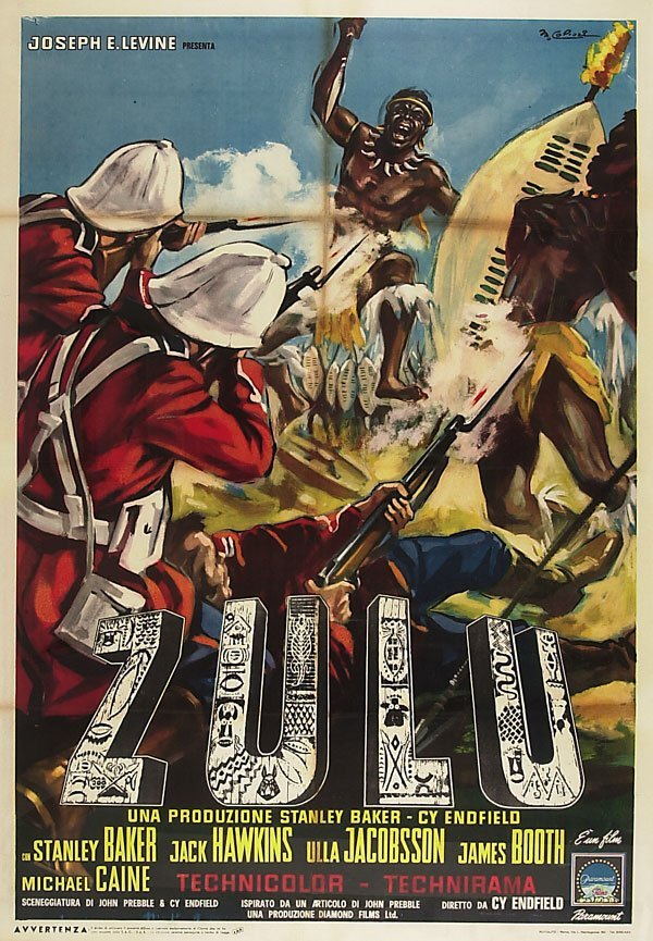 72300035: ZULU (1964) - Sep 11, 2004 | Ritchies Auctioneers